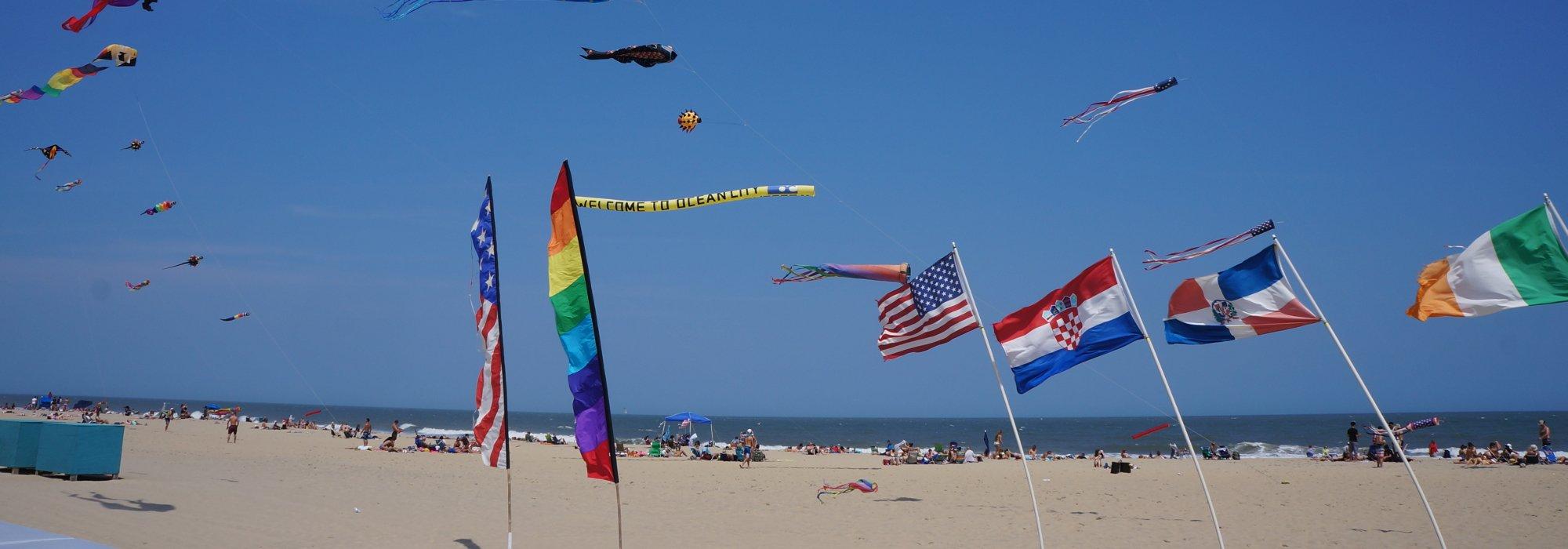 The Kite Loft   Live Webcams Ocean City MD