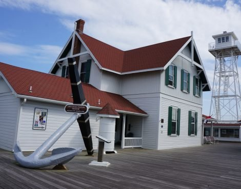 Ocean City Life Saving Station Museum – Pier