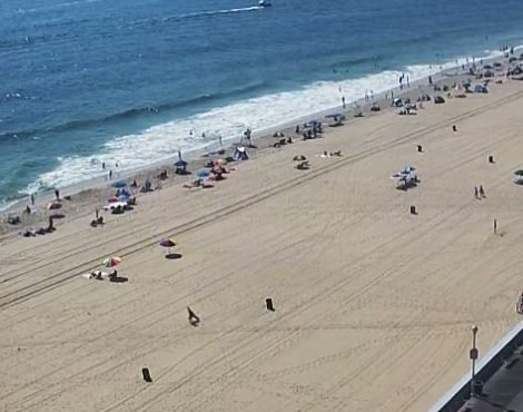 Ocean City Beach Cam