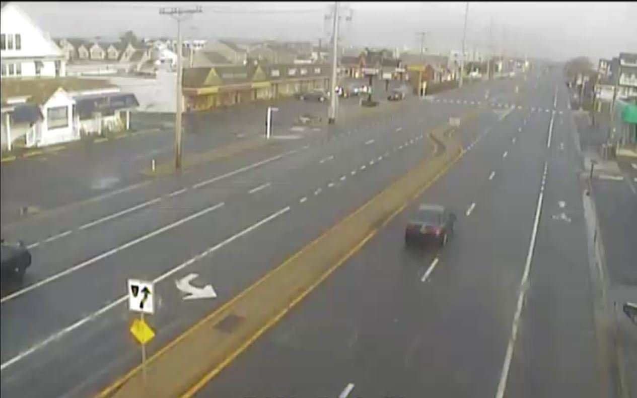 Route 1 at 54 | Live Webcams Ocean City MD