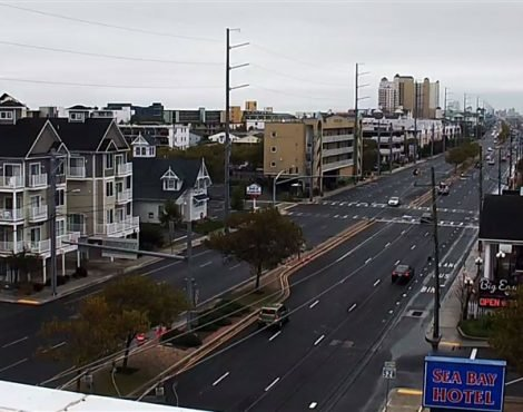 Ocean City Traffic Cam