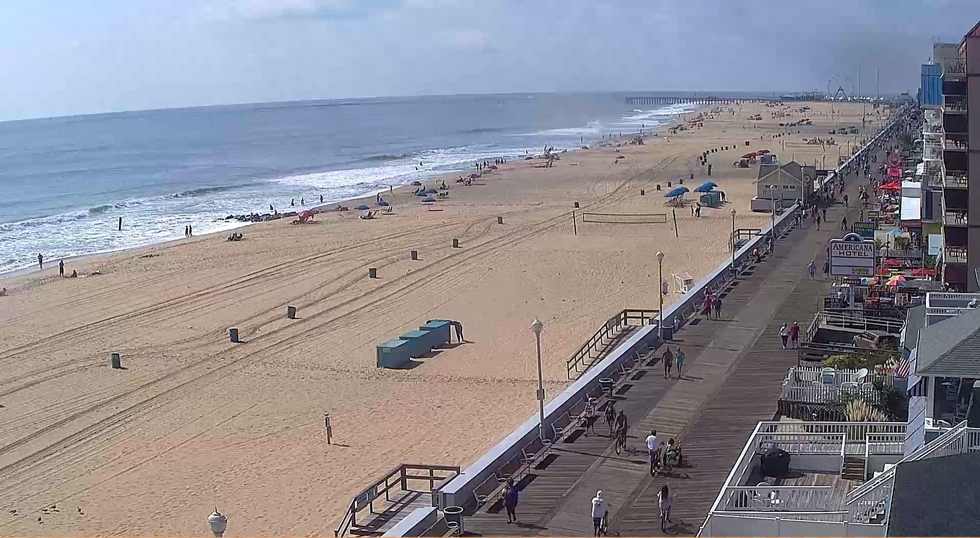 Hotel Monte Carlo Oceanfront | Live Webcams Ocean City MD