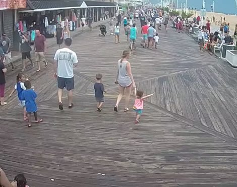 Ocean City MD Boardwalk 2