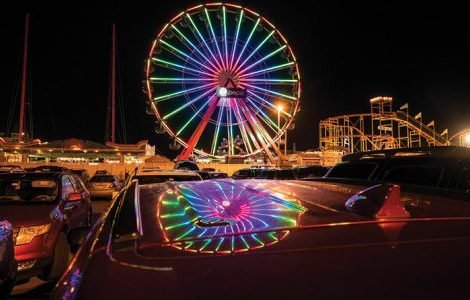 Ocean City MD Amusements – Pier Cam