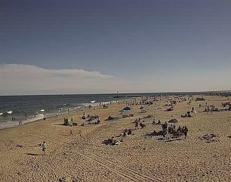 Ocean City Beach Cam – Inlet View